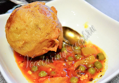 Наргизи кофта - блюдо ведической кулинарии