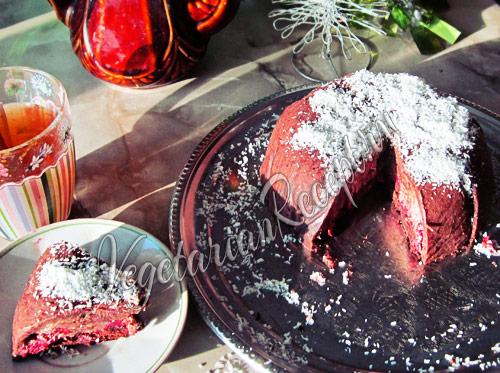 цукотто - рецепт торта