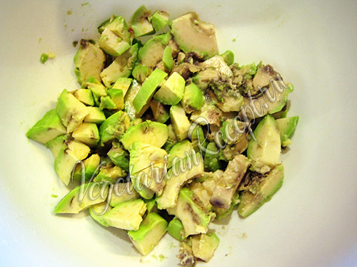 авокадо для мороженого