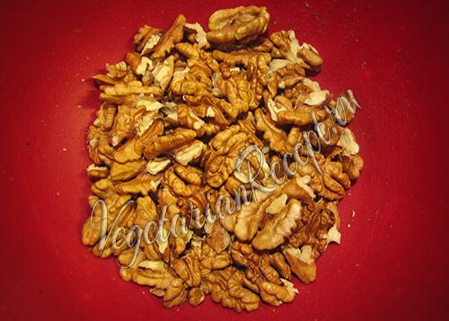орехи для паштета