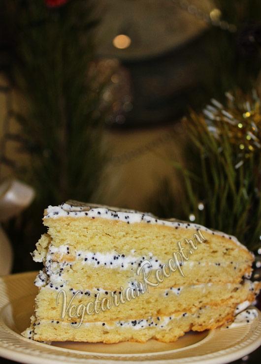 сметанный торт самые вкусные рецепты с фото