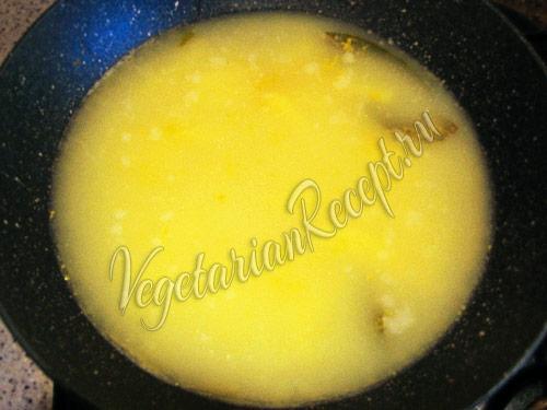 Сырбушка - рецепт