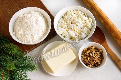 продукты для творожных рогаликов