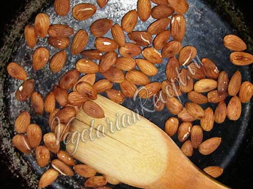 орешки для пирога