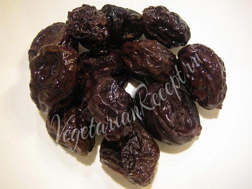 чернослив для конфет