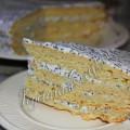 сметанный торт рецепт