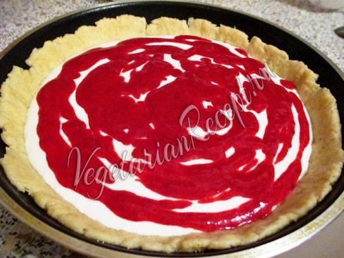 пирог с ягодной начинкой
