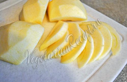 яблоки для венского штруделя