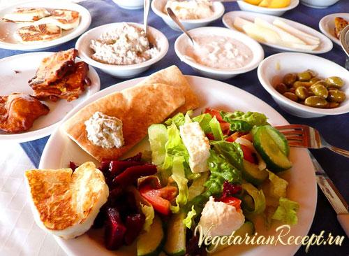 кипрские блюда