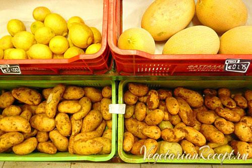 цены на продукты в ларнаке