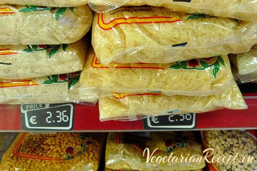 кипр - цены на рис в магазинах