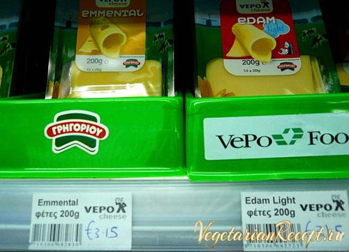 кипр - цены на сыр