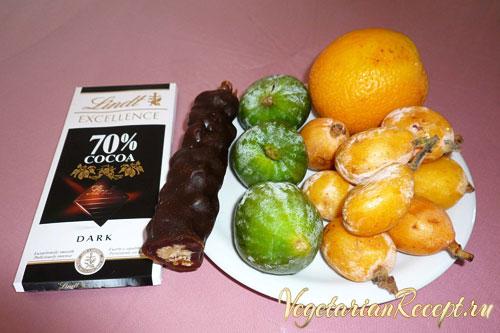 фрукты и сладости Кипра