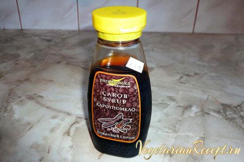кипрский кэробовый сироп