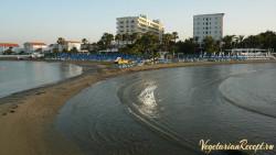 отзыв об отдыхе на Кипре, Ларнака