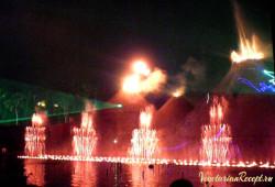 шоу танцующих фонтанов на Кипре