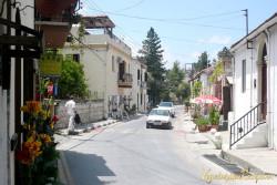 улицы деревни Беллапаис