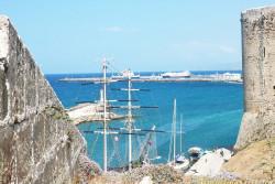 Кипр - виды с крепостной стены