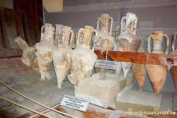 копия части корабля (Кипр, Кирения)