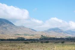 кипрский пейзаж