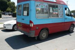 передвижное мороженое на Кипре