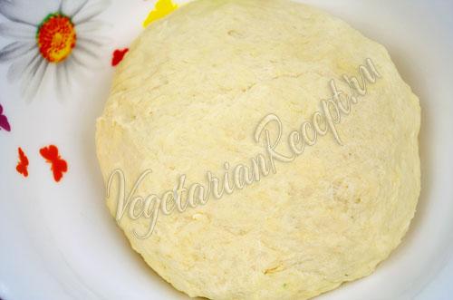 Тесто для вареников с клубникой