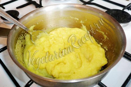смесь из манки для приготовления клецок