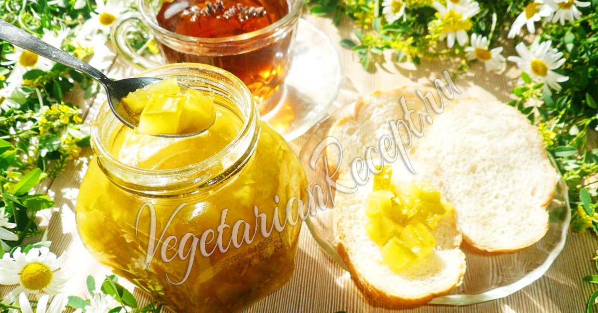 Варенье из кабачков с апельсином и лимоном – 4 рецепта на зиму изоражения