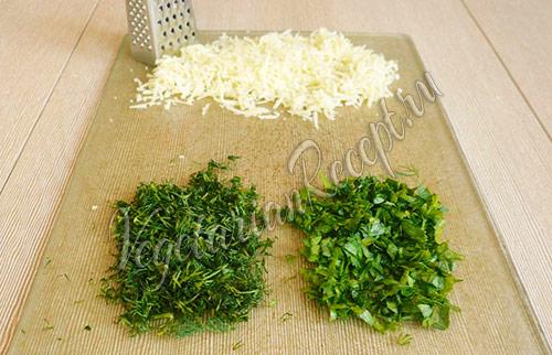 картошка с кабачками в духовке пошаговый рецепт