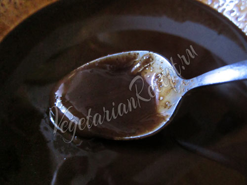 Как сделать шоколад баунти в домашних условиях