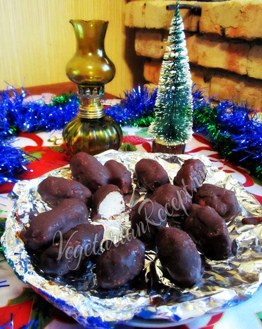 Рецепт баунти в домашних условиях