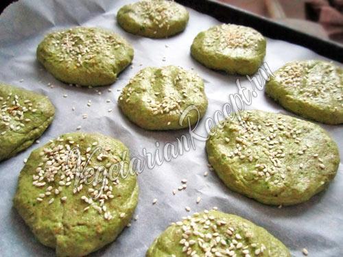 Приготовление булочек для подачи с тыквой