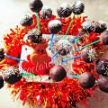 Кейк попсы без выпечки