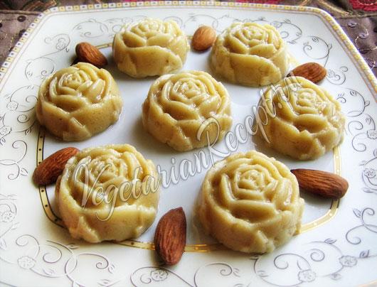 Рецепт марципанов в домашних условиях