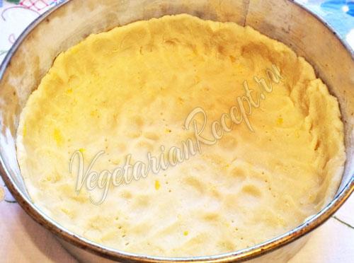 Делаем основу пирога