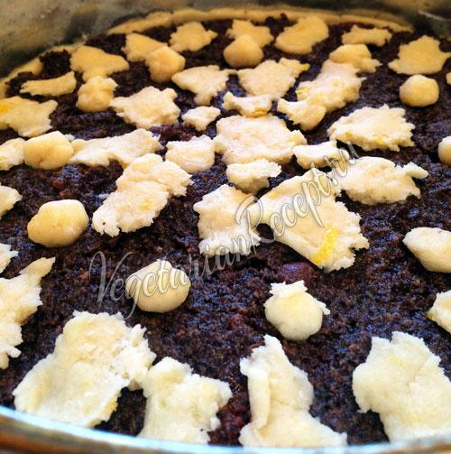 Украшаем пирог Сыромак
