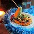 Запеченная тыква, фаршированная рисом - рецепт