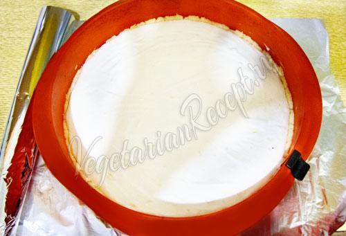 Чизкейк в домашних условиях рецепт с фото пошагово