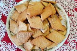 Печенье без сливочного масла