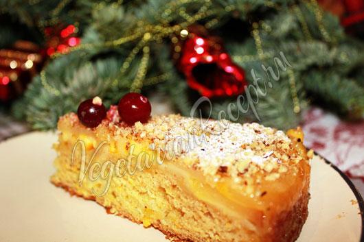 Пирог на Рождество