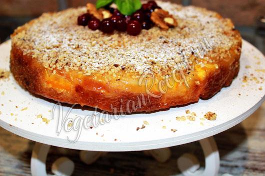 Рождественский пирог рецепт с фото