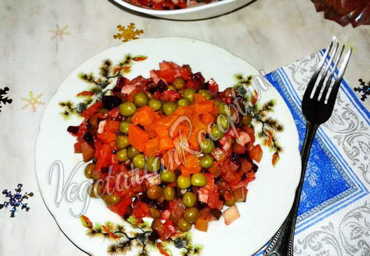 какой салат из репы рецепты