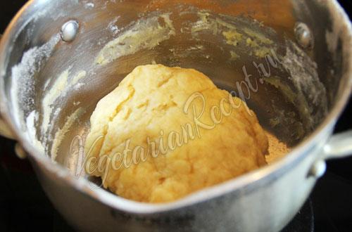 Готовое тесто для тыквенного пирога