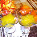 Апельсиновый кисель