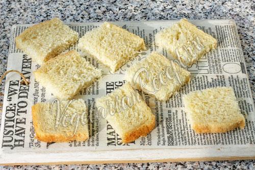Хлеб для основы елки