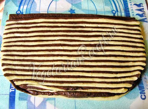 Печенье Улитки - пошаговый рецепт