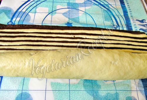 Как приготовить печенье улитки