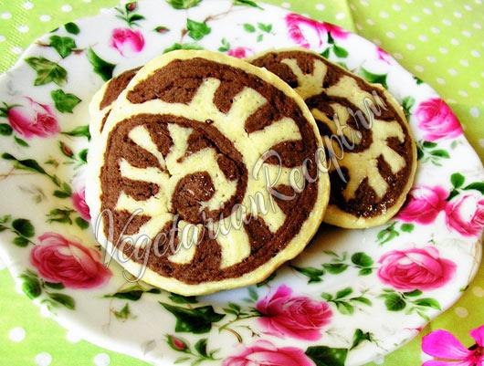 Печенье Улитка рецепт