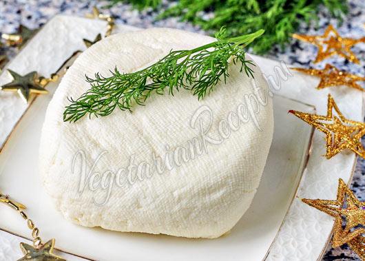 Сыр рикотта в домашних условиях