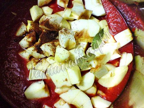 Как приготовить томатный кетчуп дома
